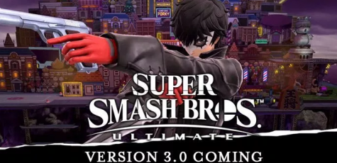 Super Smash Bros. Ultimate 3.0 Update