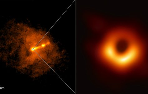 First Ever Picture of a Black Hole