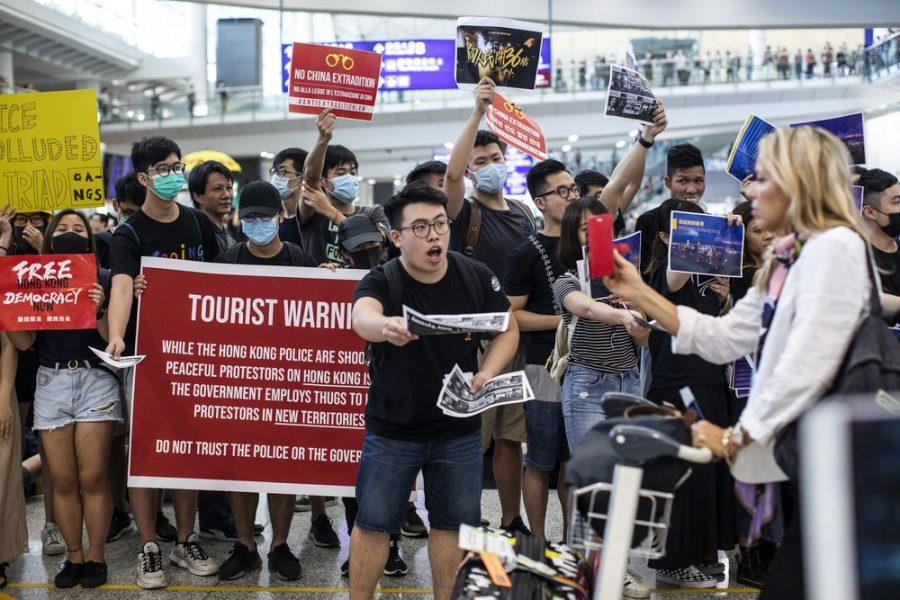 Hong Kong Protests Leaves the Region in Turmoil