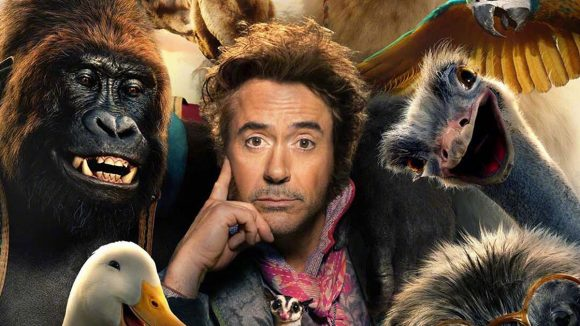RDJ Does More With Dolittle