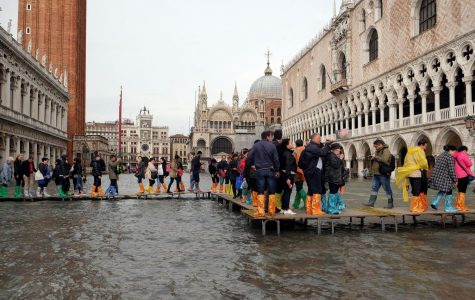 Venice Affected by Deadly Floods