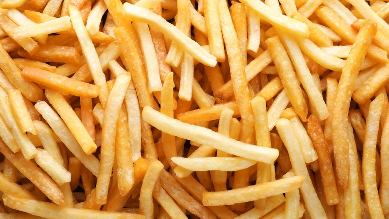 Give Your Goodbyes to French Fries