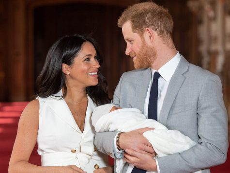 Cause and Effect: Leaving the Royal Family